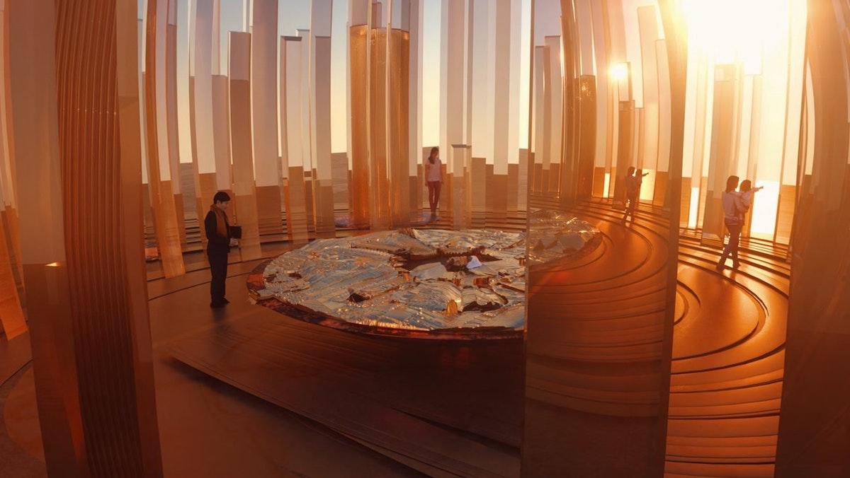"""سيوفر المشروع الثقافي في جبل عكمة مكتبة مفتوحة في الهواء الطلق تتيح للزوار التعرف إلى تاريخ المنطقة - """"الشرق"""""""
