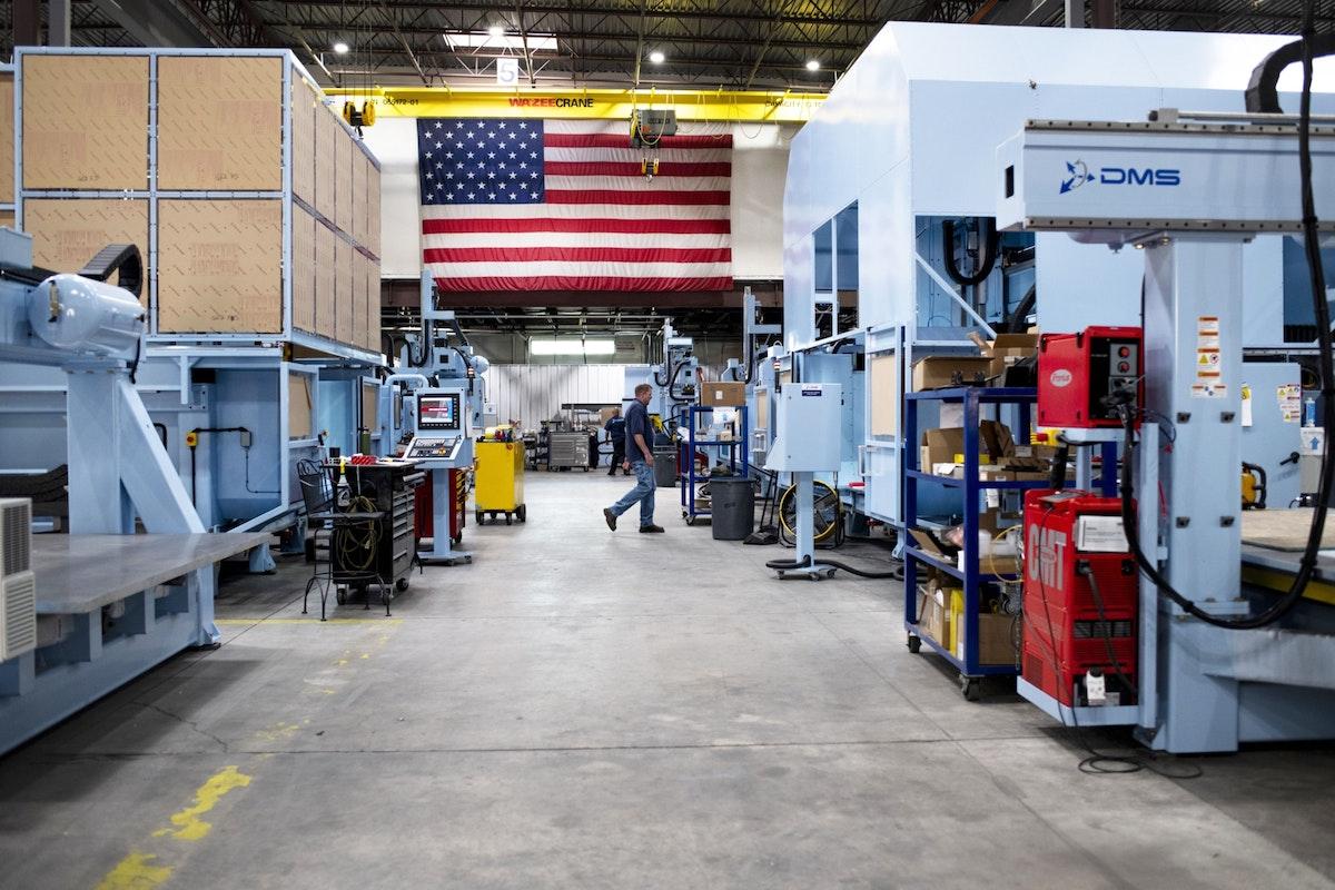 مصنع في ولاية كولورادو الأميركية - 24 سبتمبر 2019 - Bloomberg
