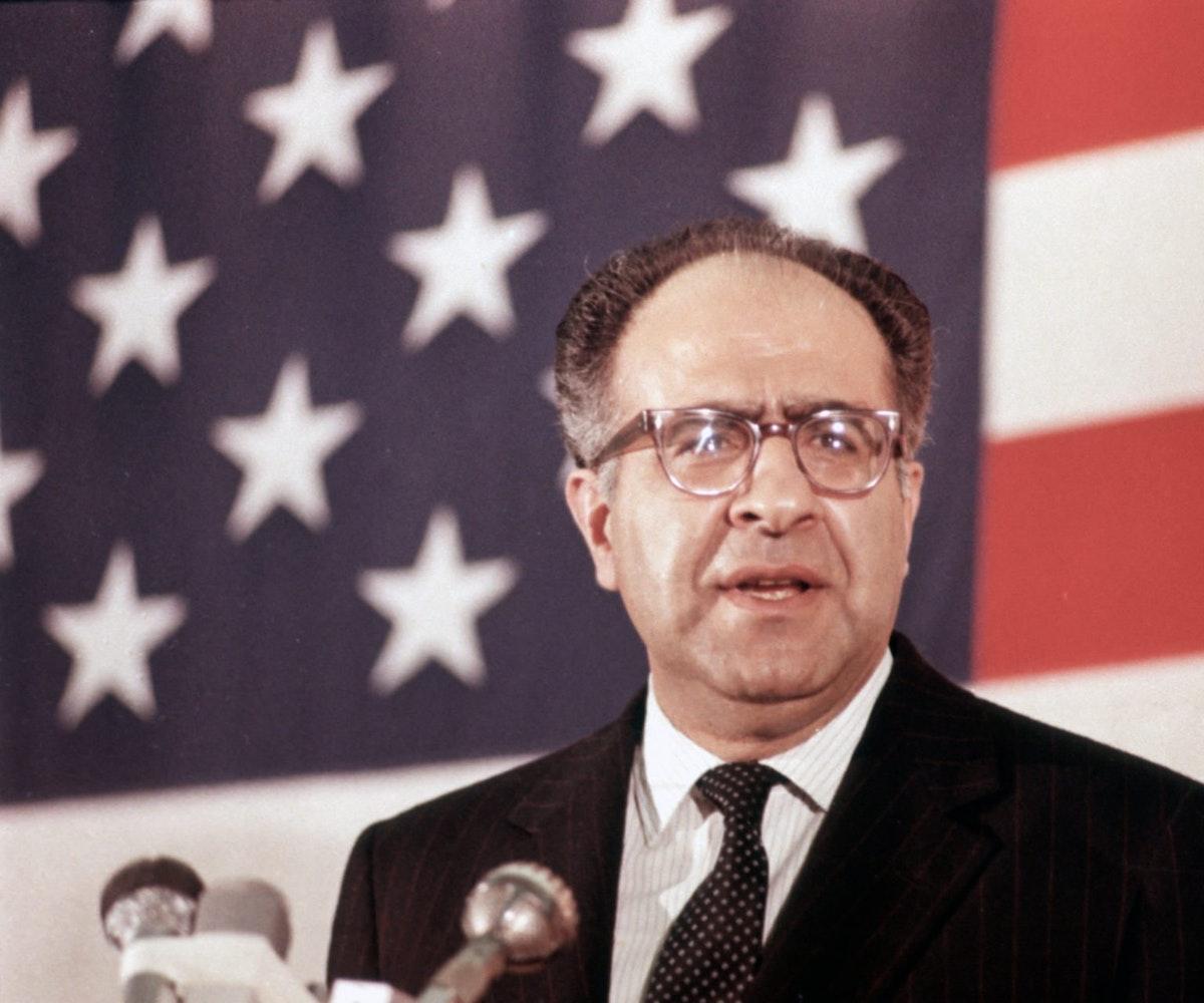 المبعوث الأميركي فيليب حبيب. - diplomacy.state.gov