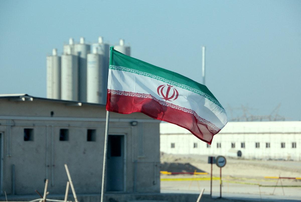 جانب من محطة بوشهر النووية في إيران 10 نوفمبر 2019 - AFP