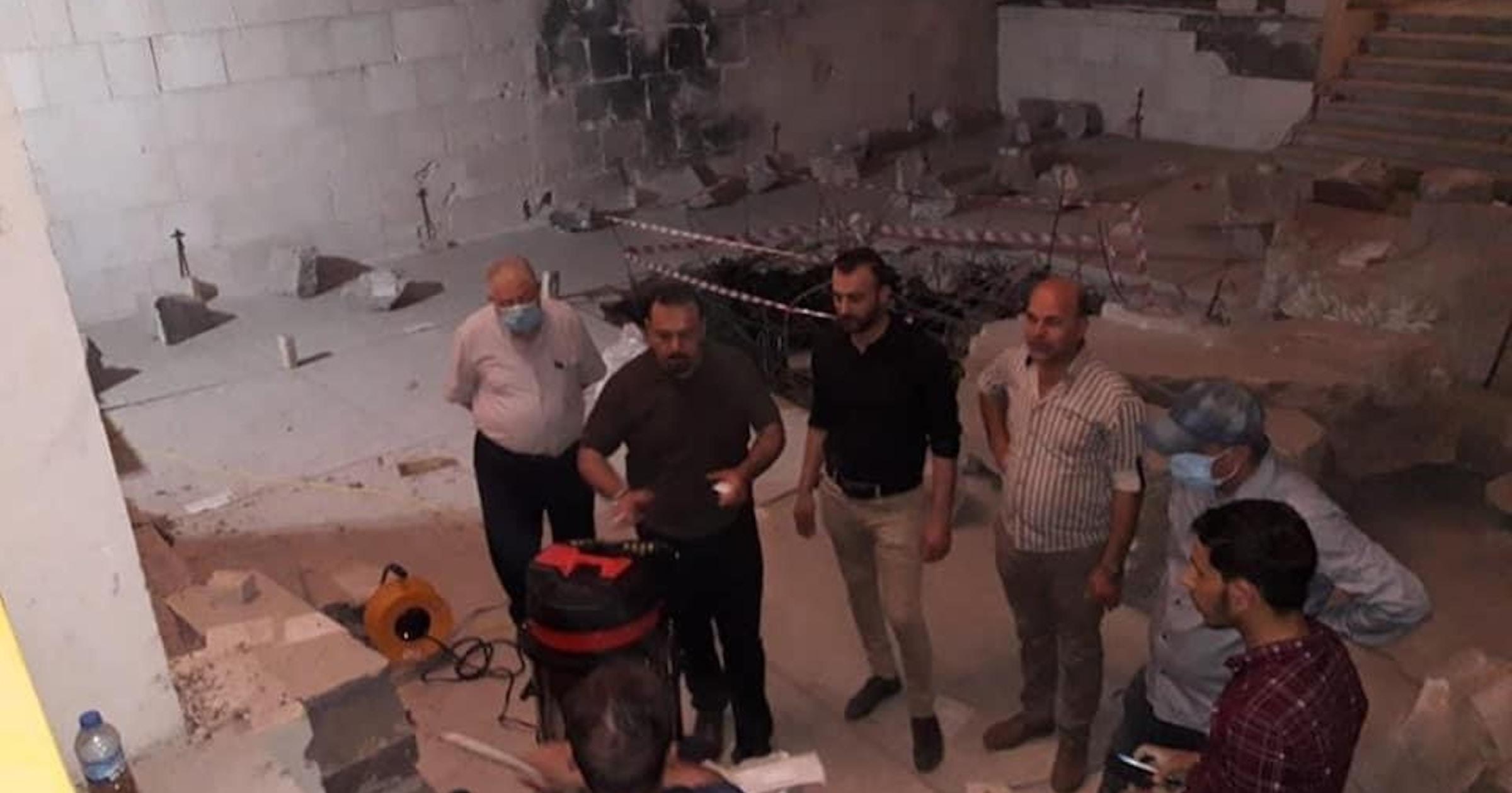 العراق.. بدء ترميم مقتنيات متحف الموصل التي دمرها داعش