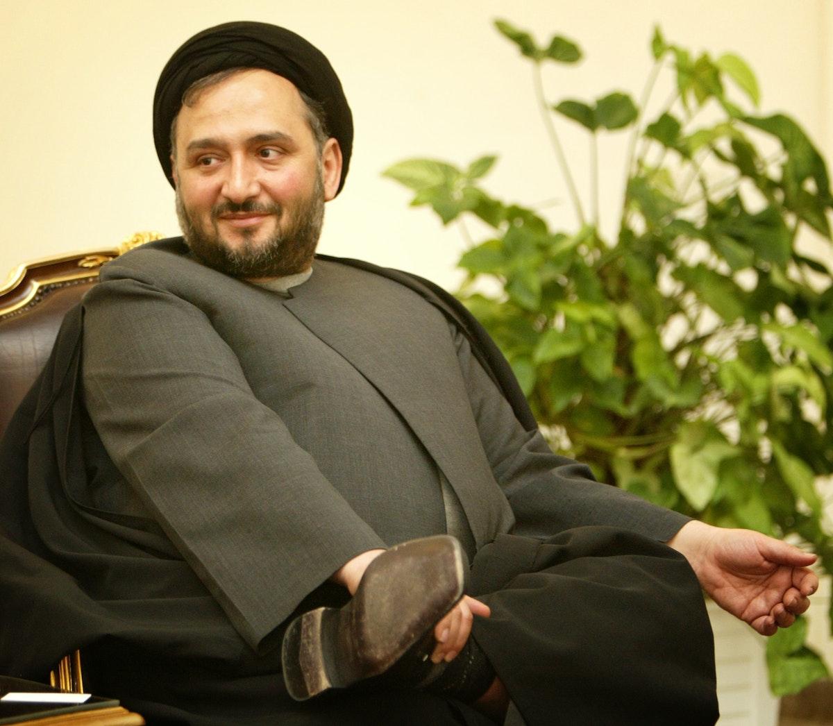 النائب السابق للرئيس الإيراني محمد علي أبطحي خلال مقابلة مع وكالة