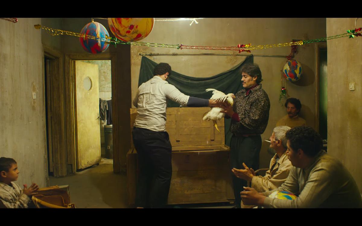 """لقطة من الإعلان الدعائي لفيلم """"ريش"""" - Facebook/@Filmclinic"""