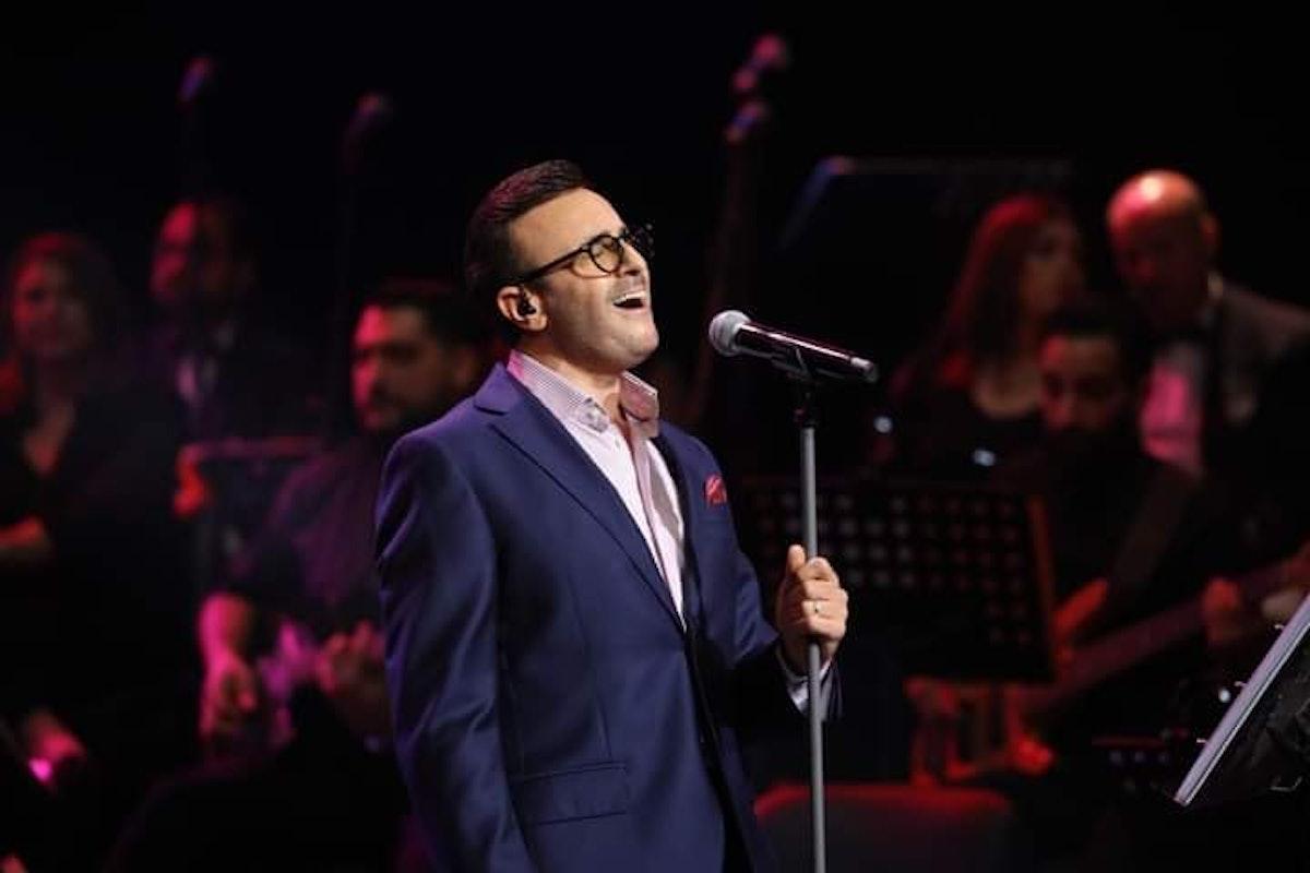 صابر الرباعي في حفل افتتاح مهرجان الأغنية التونسية - المكتب الإعلامي للمهرجان