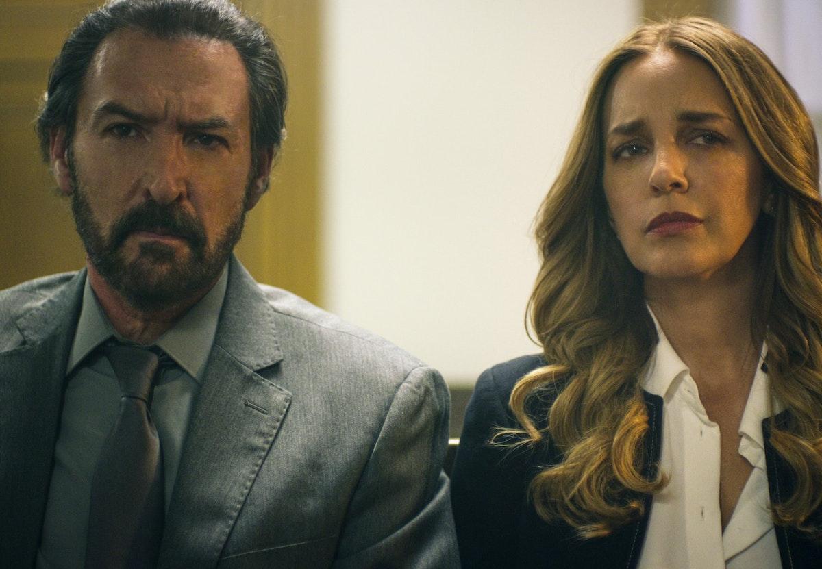 """مشهد من مسلسل """"من قتل سارة؟"""" - المكتب الإعلامي لنتفليكس"""