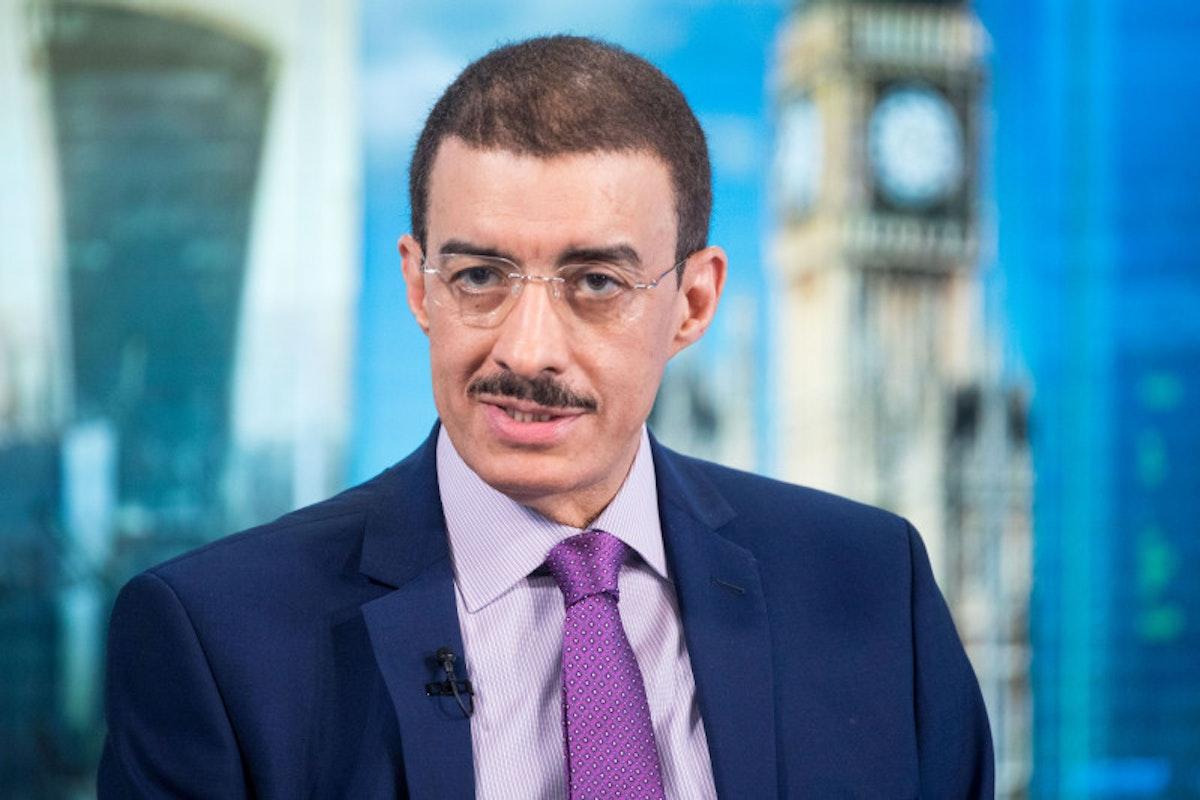 الدكتور بندر حجار رئيس مجموعة البنك الإسلامي للتنمية المصدر: بلومبرغ