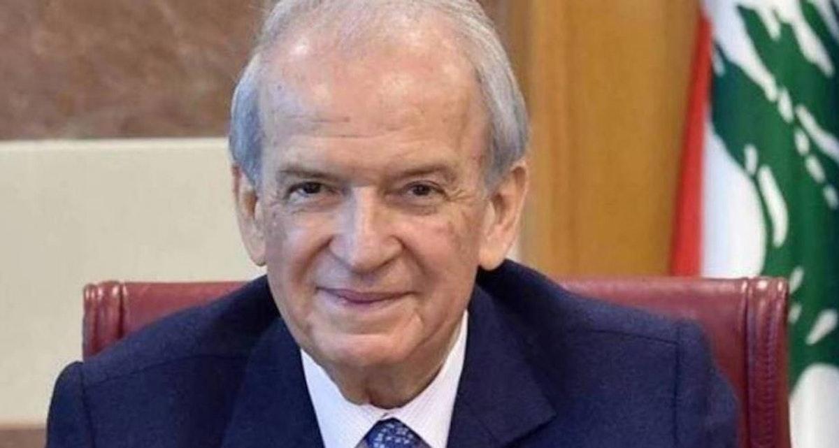 الوزير اللبناني السابق والنائب البرلماني الحالي مروان حمادة  - وكالة الأنباء اللبنانية