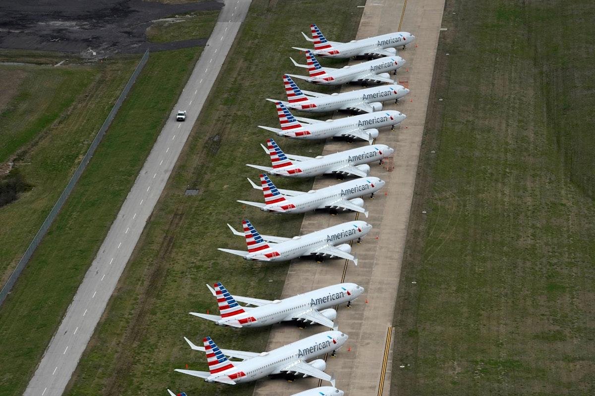 طائرات بوينغ من طراز