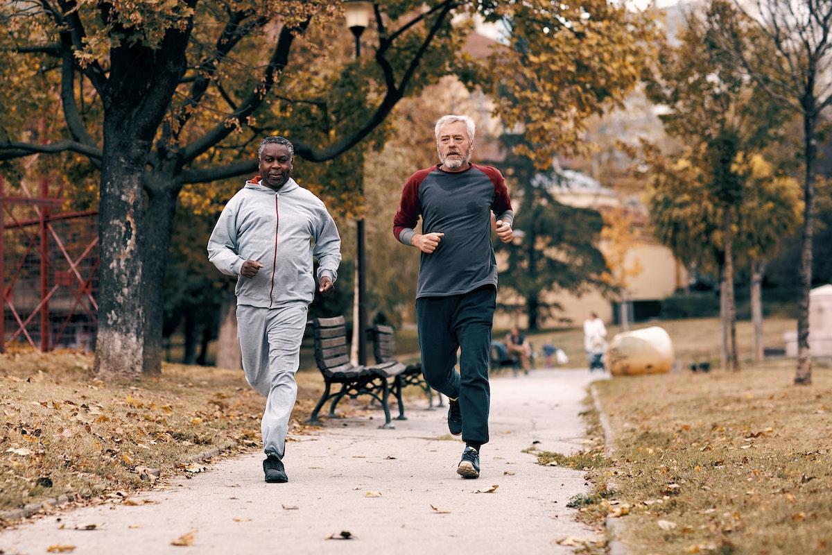 التمارين الرياضية تساعد على التحكم في الوزن والتقليل من خطورة الإصابة بمرض القلب والسكتة الدماغية - Getty