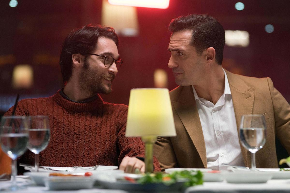 """ظافر العابدين وفارس ياغي في مسلسل """"عروس بيروت"""" - المكتب الإعلامي لقنوات MBC"""