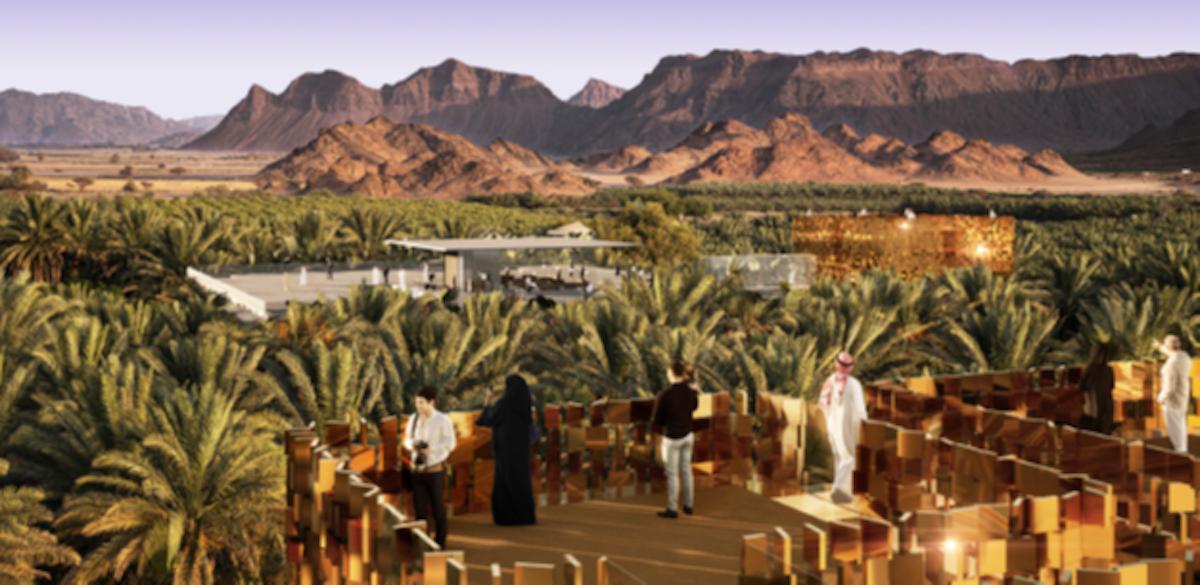 """تهدف السعودية عبر مشروع """"رحلة عبر الزمن"""" إلى جعل العلا أكبر متحف حي للتراث والطبيعة على مستوى العالم - """"الشرق"""""""