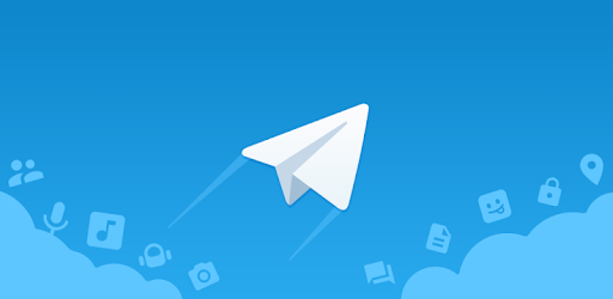 خدمة تليغرام للتراسل الفوري - موقع الشركة