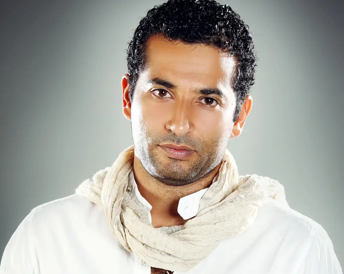 الممثل المصري عمرو سعد - فيسبوك