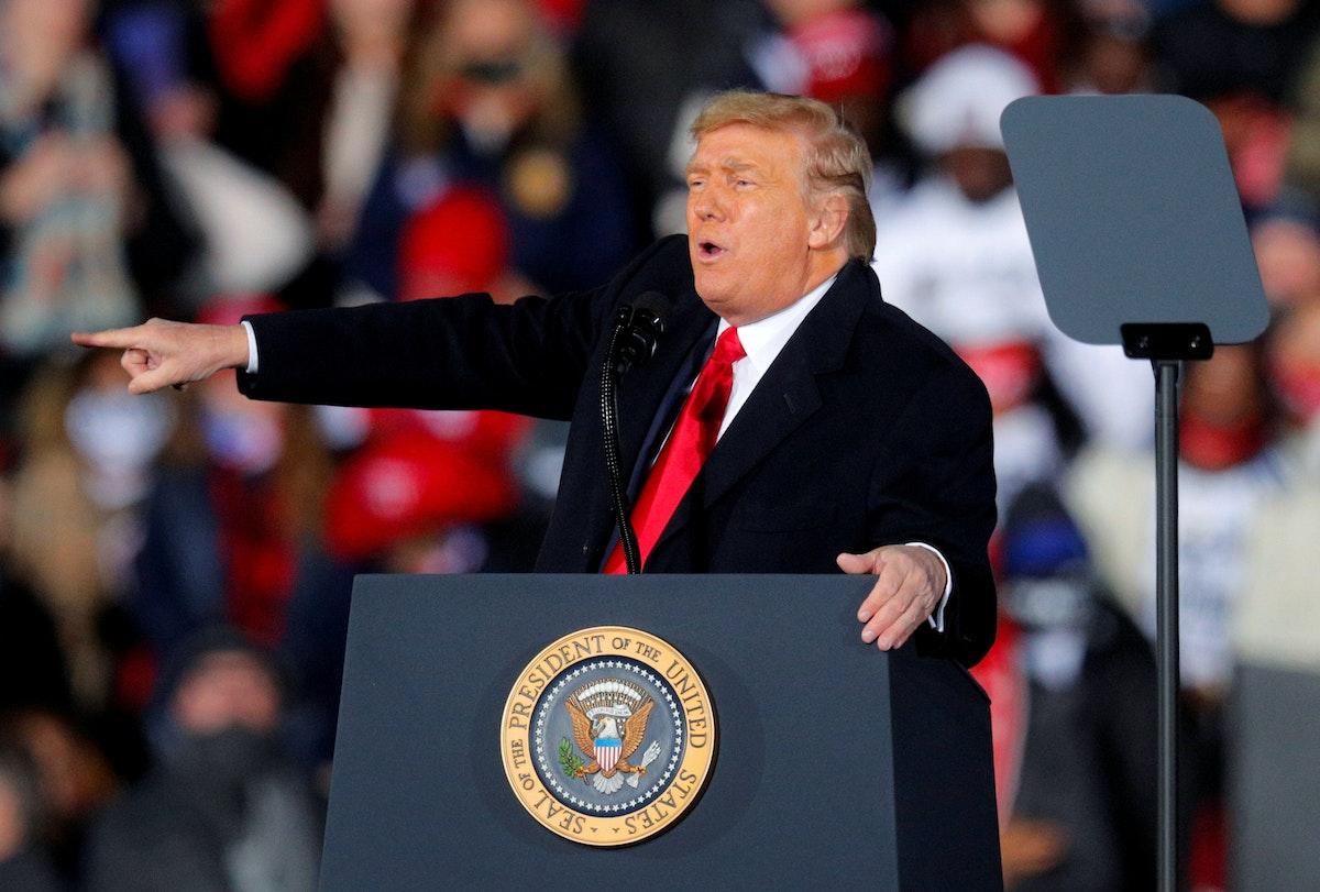 الرئيس الأميركي دونالد ترمب - REUTERS