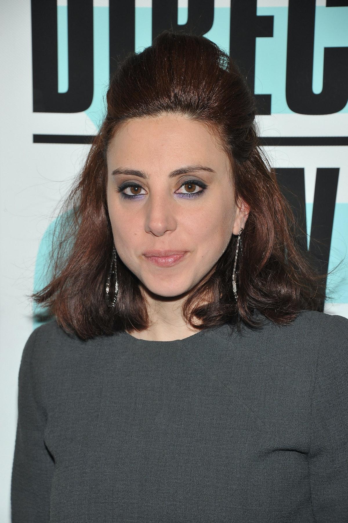المخرجة اللبنانية كارولين لبكي - AFP