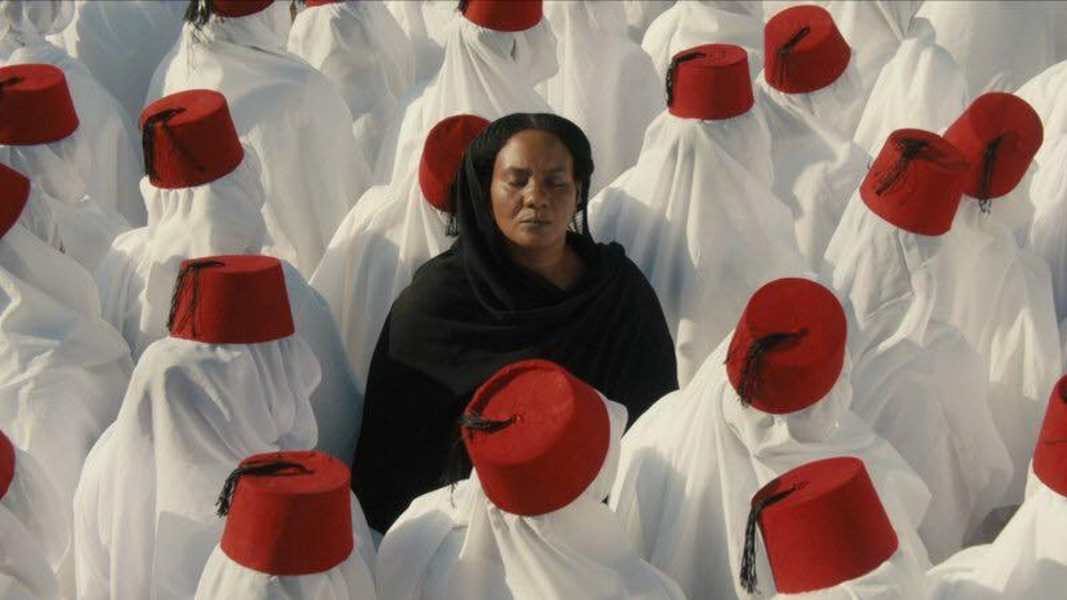 """من الفيلم السوداني """"ستموت في العشرين"""" - المكتب الإعلامي للملتقى"""