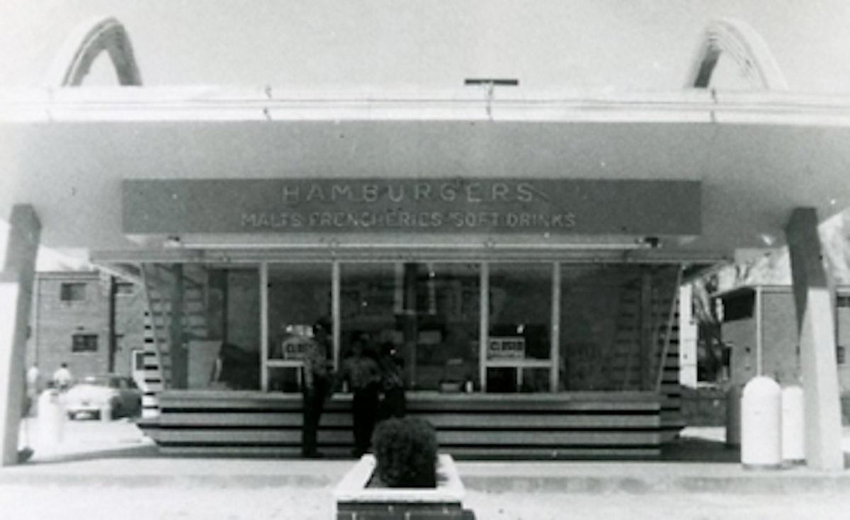 المطعم الأول لماكدونالدز في إلينوي - McDonald's