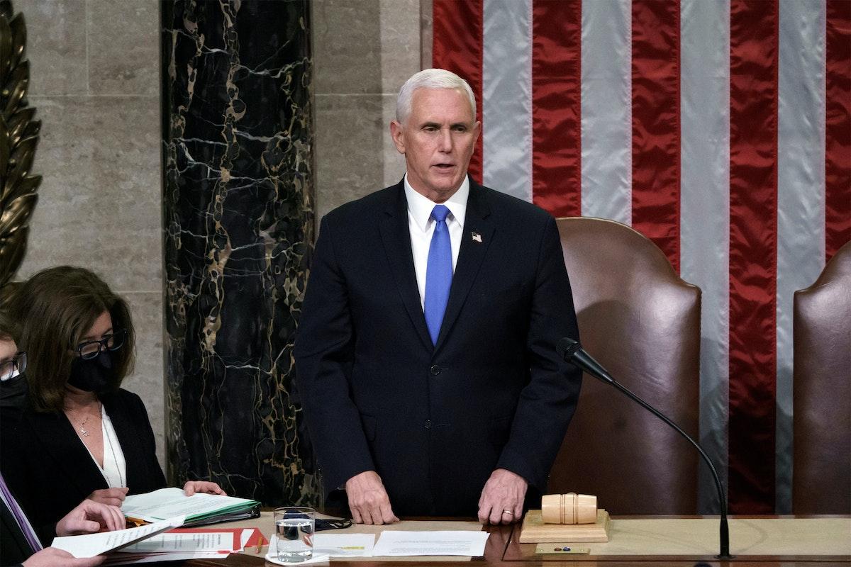 نائب الرئيس الأميركي مايك بنس - REUTERS