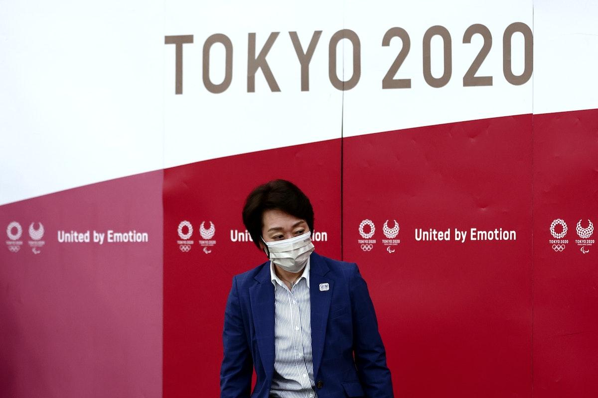 سيكو هاشيموتو رئيسة اللجنة المنظمة لأولمبياد طوكيو - REUTERS