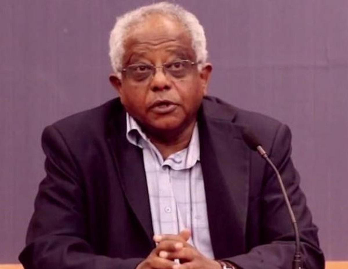 مدير المناهج والبحث التربوي في السودان عمر القراي - وكالة الأنباء السودانية