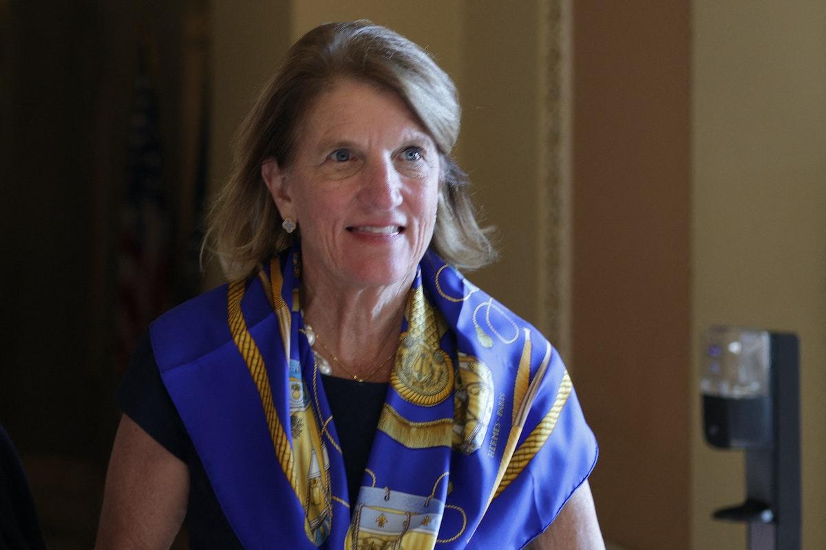 عضو مجلس الشيوخ الأميركي، شيلي مور كابيتو - AFP