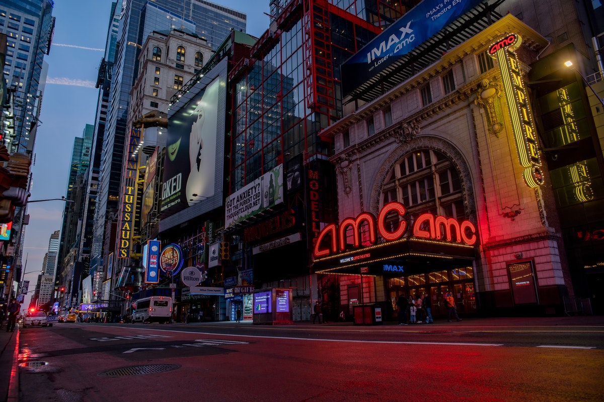 AMC Theaters Said to Mull Bankruptcy After Moviegoers Stay Home - Bloomberg