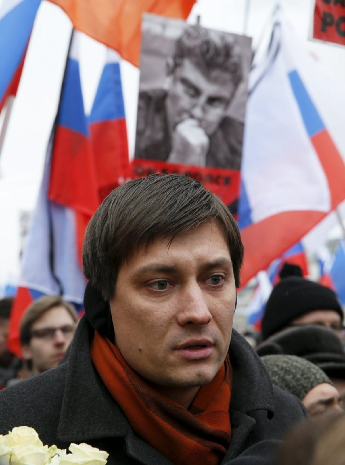 النائب الروسي السابق ديمتري غودكوف - Twitter/@CrowdENews