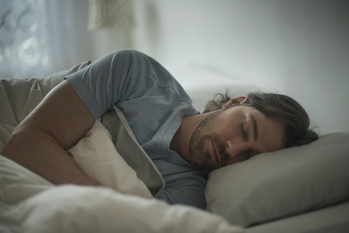 النوم على الأقل 8 ساعات من أساسيات الحصول على قلب صحي - GettyImages